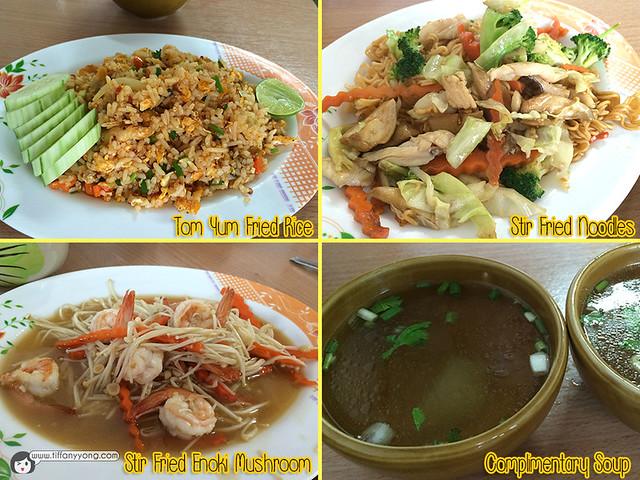 Homecooked Thai Food
