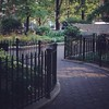 Early evening park. #morningsideheights #summer #park @nycparks