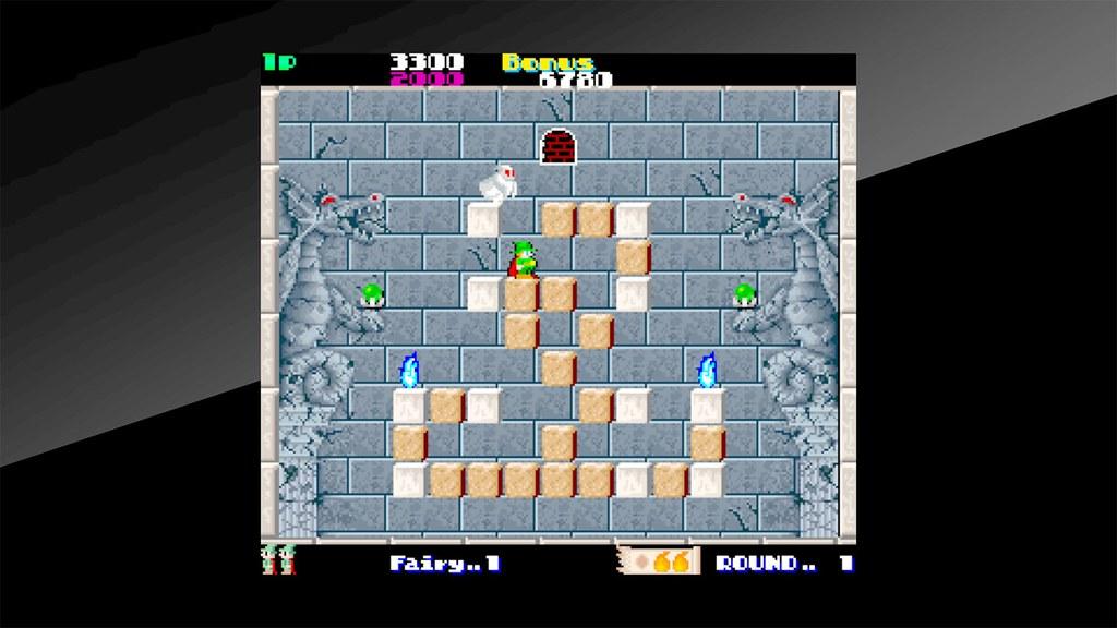 Arcade Achives Solomon's Key