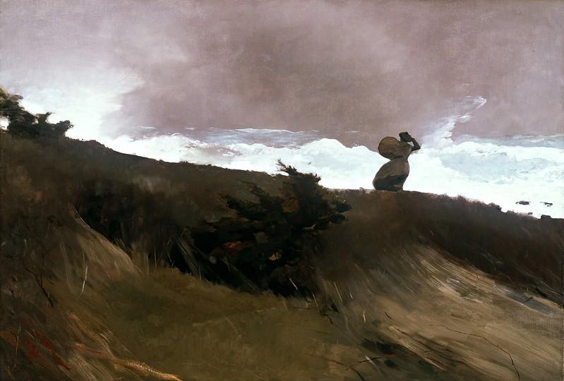 Winslow Homer - West Wind (1891)