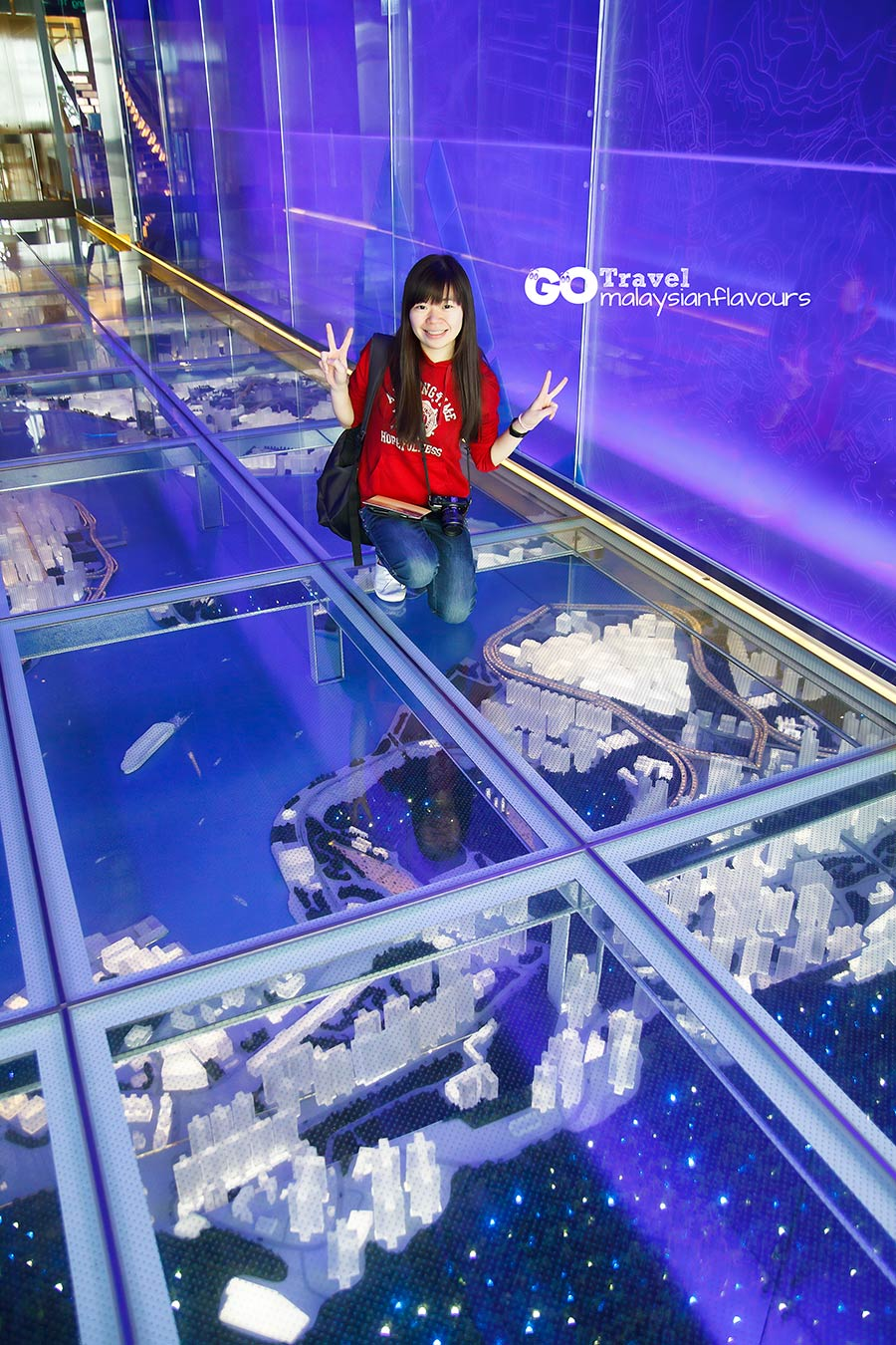 Sky100 Hong Kong 360 Degree Observation Deck 香港天際100
