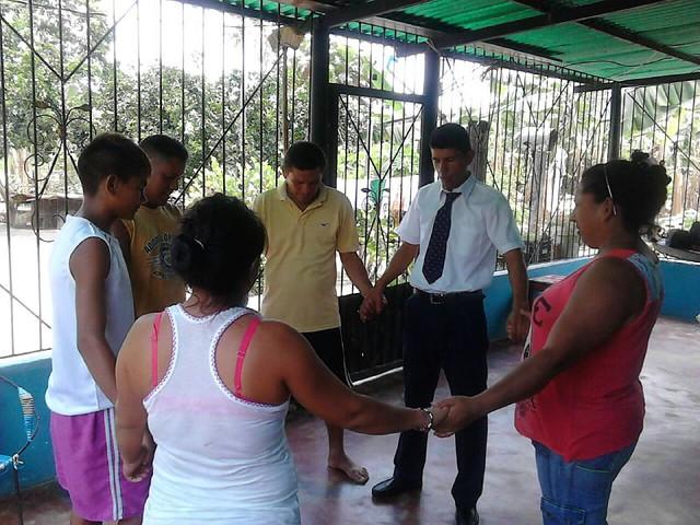 Casas de Oración: Estado Merida 06-09-15