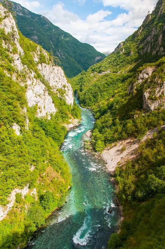 Canyon de la Piva