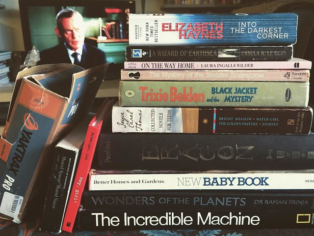 Goodwill Haul #thrifting #goodwill #books