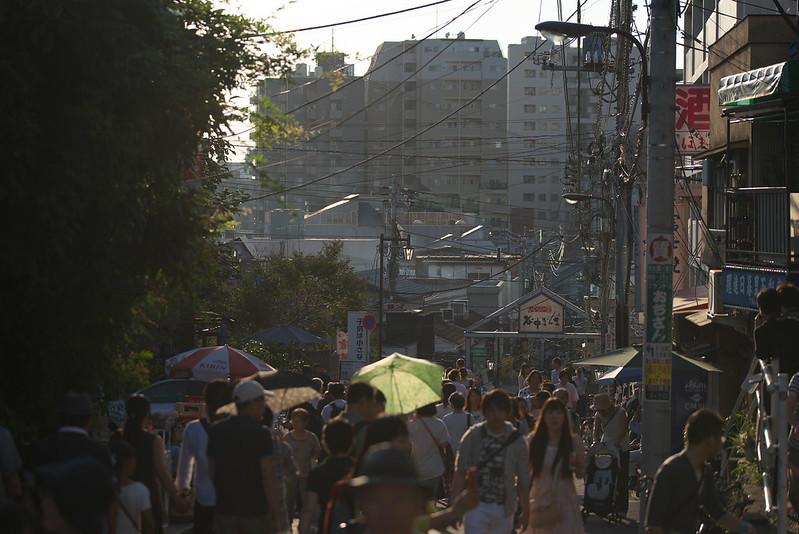 東京路地裏散歩 日暮里 2015年9月22日