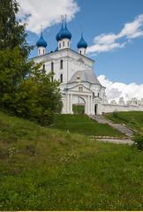 Церковь Рождества Пресвятой Богородицы в Катунках