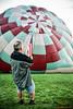 Anchoring the Balloon by d allen johnson photograpy