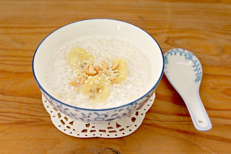 Banana sweet soup 2