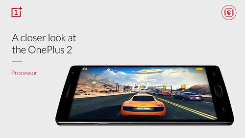 OnePlus 2 - Processzor