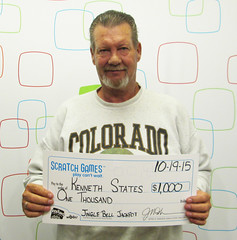 Kenneth States - $1,000 Jingle Bell Jackpot