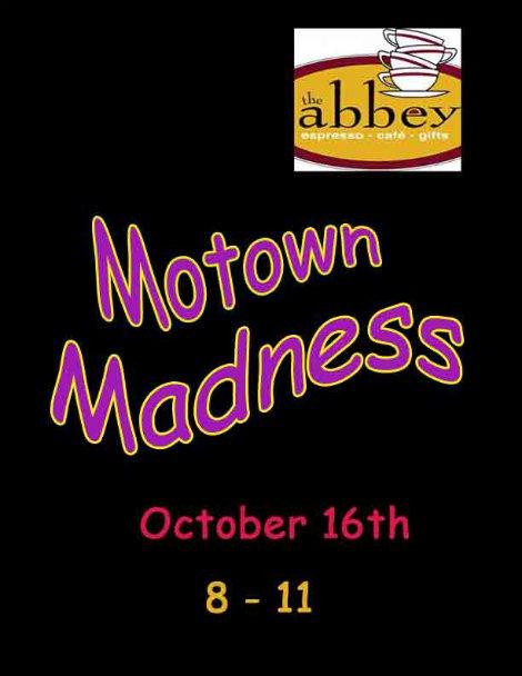 Motown Madness 10-16-15
