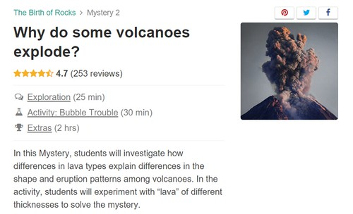 Mystery Science - Volcanoes