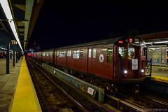 MTA New York City Subway St. Louis Car Company R36ML #9587