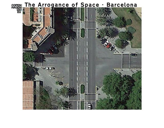 Arrogance of Space: Barcelona 01