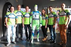 Předsezónní setkání s Lukášem Bauerem a jeho týmem dálkových běhů