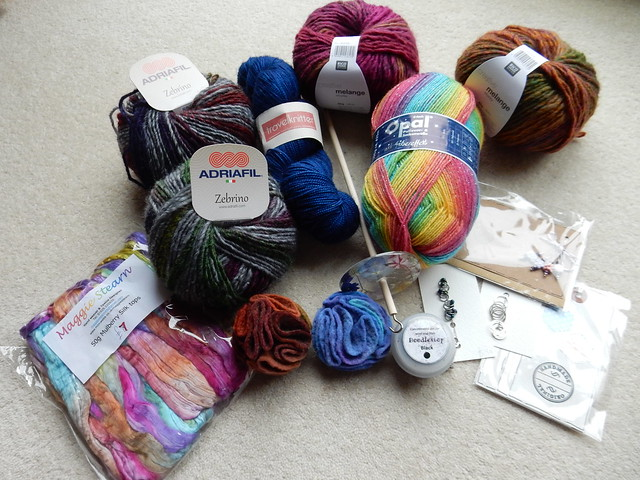 Festiwool goodies