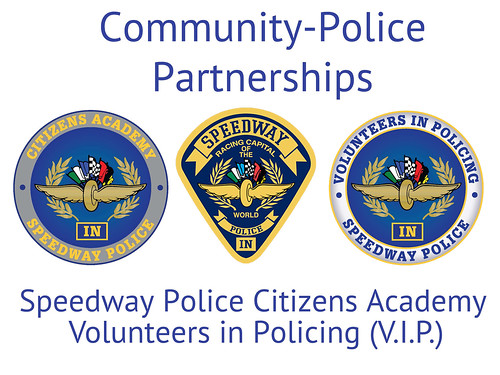 VIP and Citizens Academy-BW