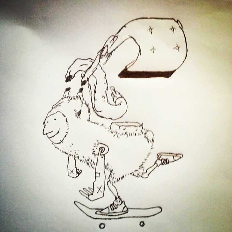 #ballpointdrawing #drawing #drawnatwork #art #cartooning #comics #tattoo #graffiti #skateboarding #surfing