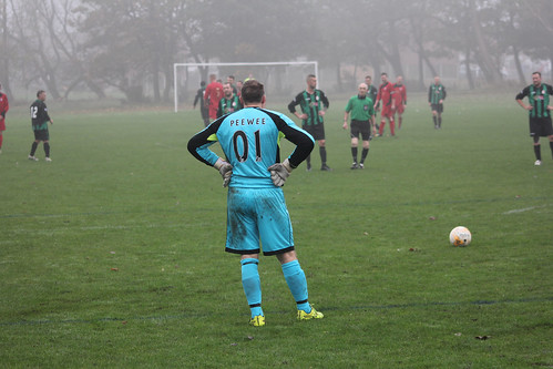 Vets 2, Wyre 0 - 01/11/2015