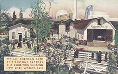 New York World's Fair 1939 - Firestone Factory and Exhibition