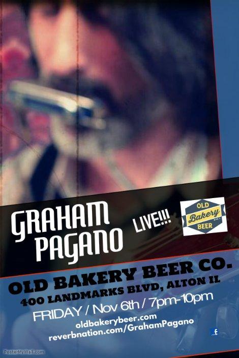 Graham Pagano 11-6-15