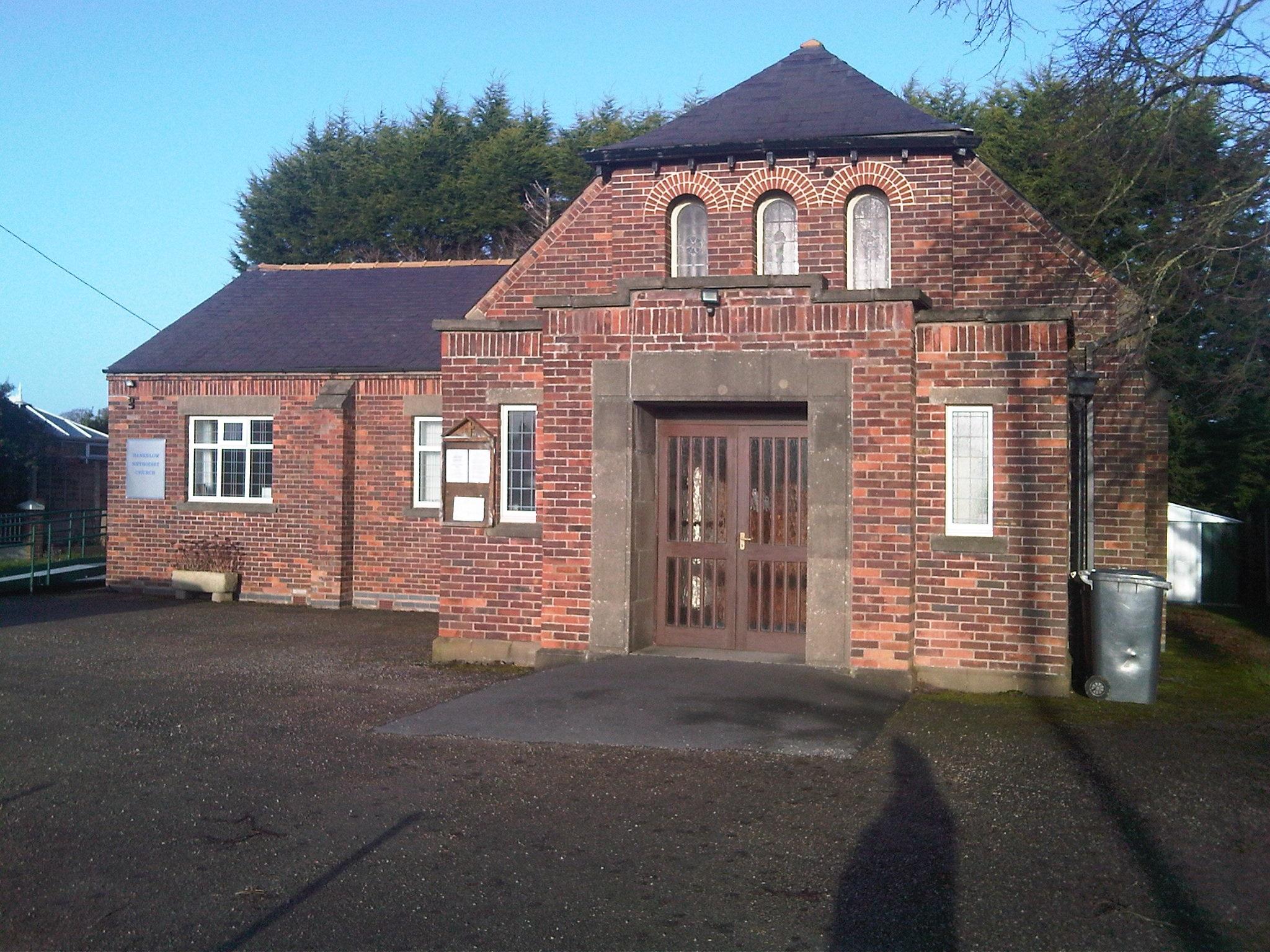 Cheshire, HANKELOW, Methodist Church