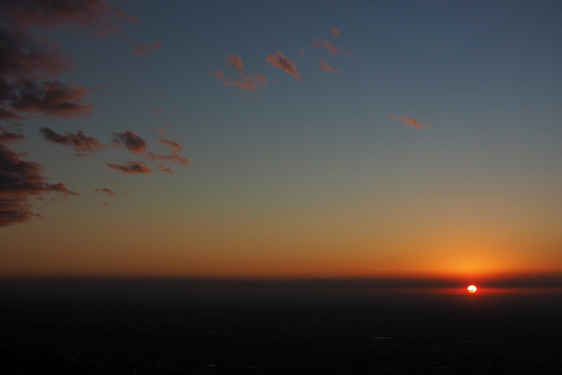 Sunset|中一光學 25mm f/0.95