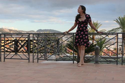 Tenerife balcony