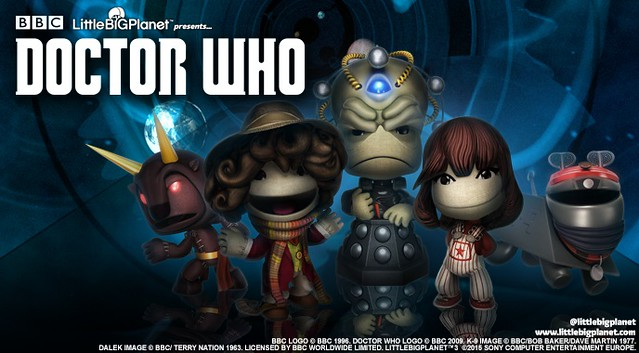 Fourth Doctor Costume Pack