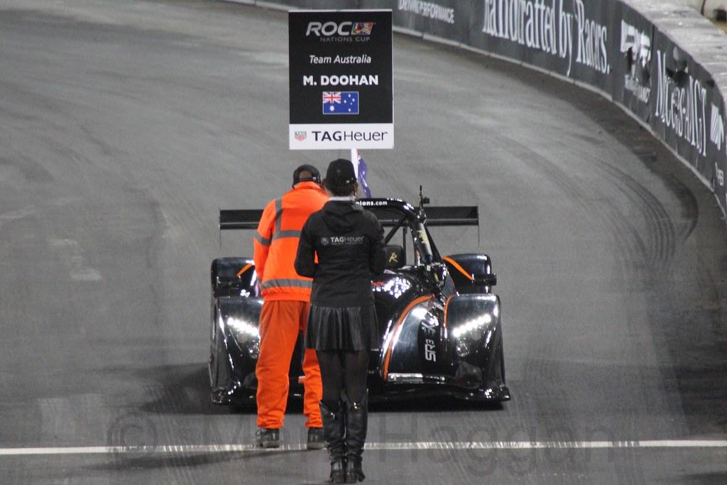 The Race of Champions, Olympic Stadium, London, November 2015