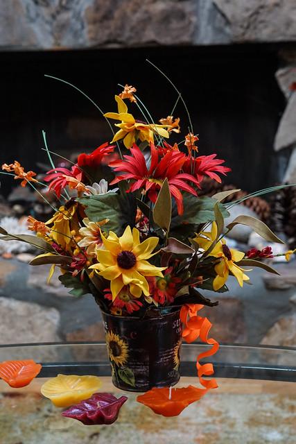 Header of Artificial Flowers