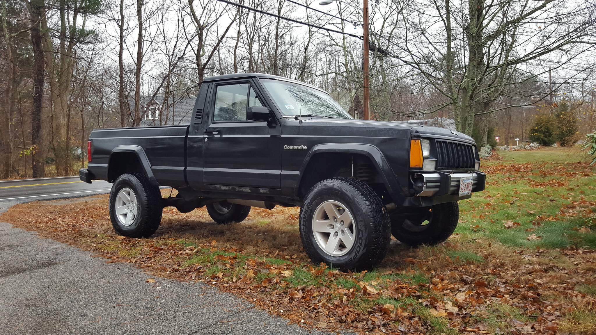 Thoughts on Jeep Comanche?  Grassroots Motorsports forum  