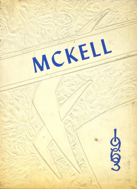 1963 McKell High School Yearbook