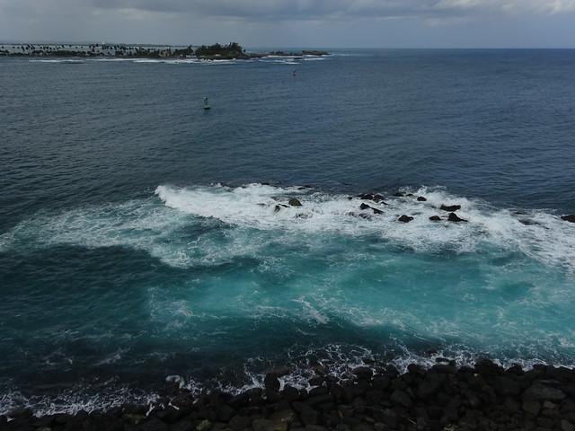 El Morro ocean