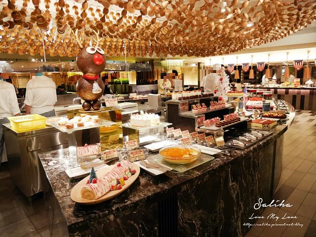 台北飯店自助餐buffet吃到飽甜點海鮮) (3)