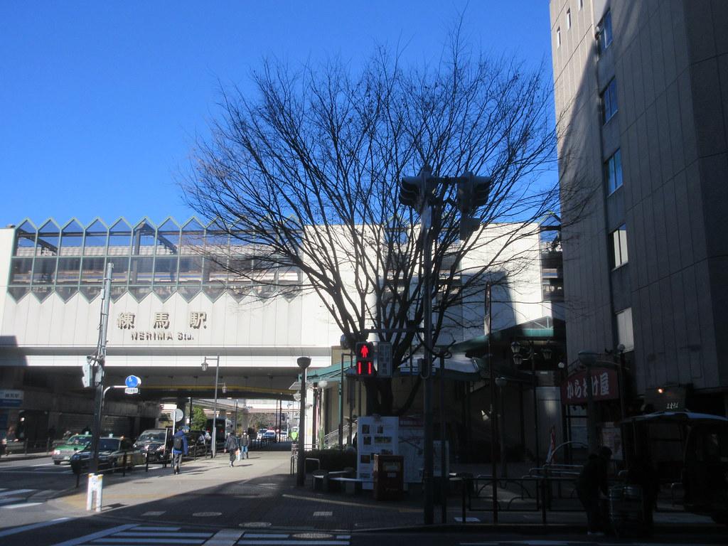 練馬駅(練馬)
