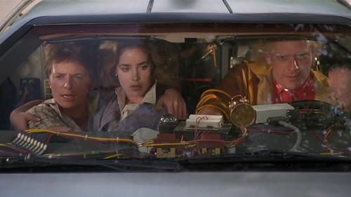 Back to the Future - screenshot 13