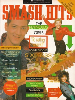 Smash Hits, March 08, 1989