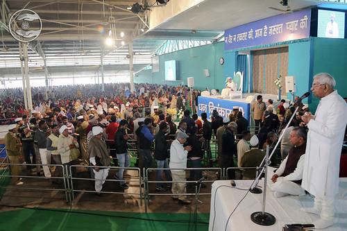 SNM Branch Sanyojak, A.S. Chaudhary from Faridabad