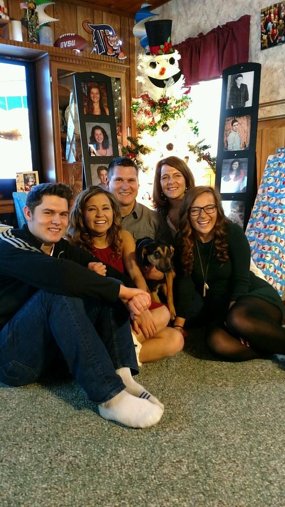 Cribley Family Christmas!
