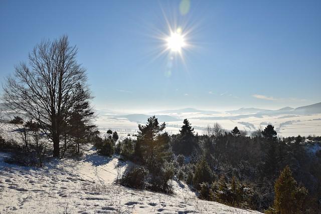 view from the Alpenpfad