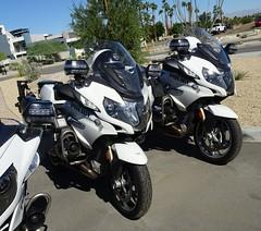 Garden Grove CA Police - BMW Motorcycles (1)