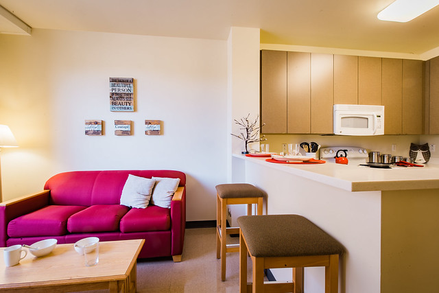 Poly Canyon Village Apartments - University Housing - Cal Poly, San ...