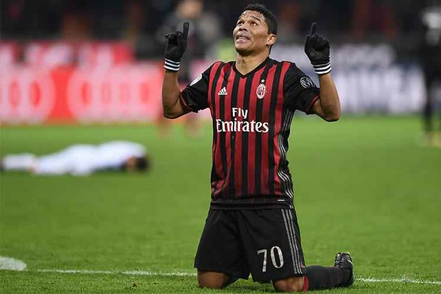 Milan, parla l'agente di Bacca: