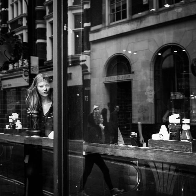 London in Mono #19