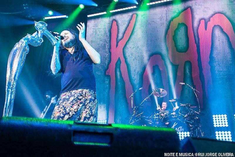 Korn - Campo Pequeno '17