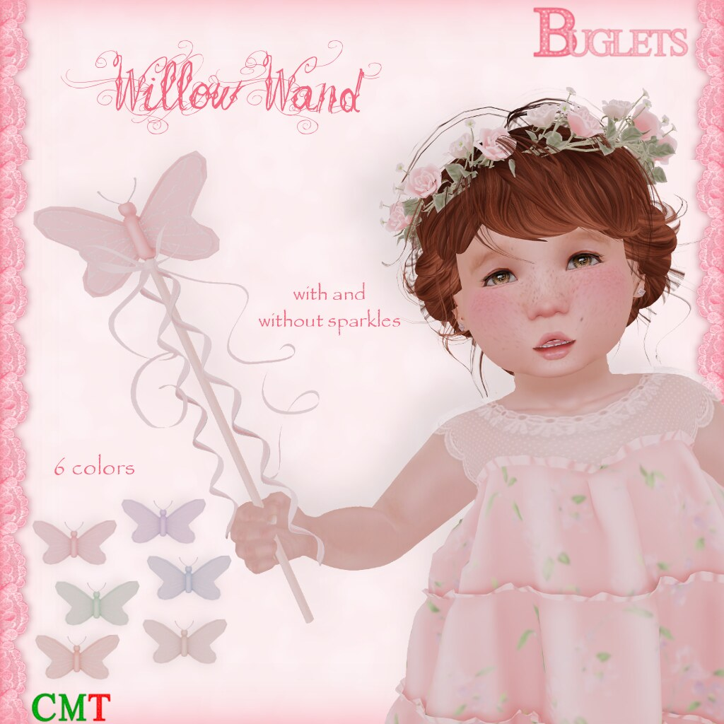 Willow Wand AD - SecondLifeHub.com