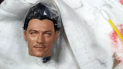 Luke Evans as Gaston from Beauty and the Beast
