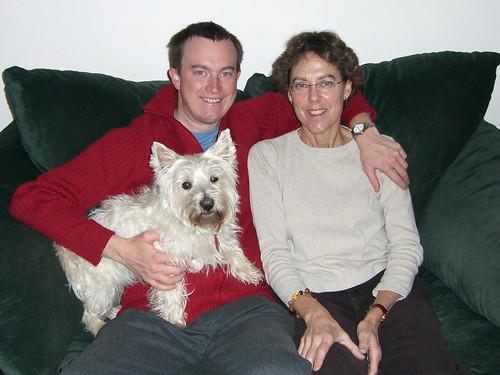 Erik, Sam, and Betsy