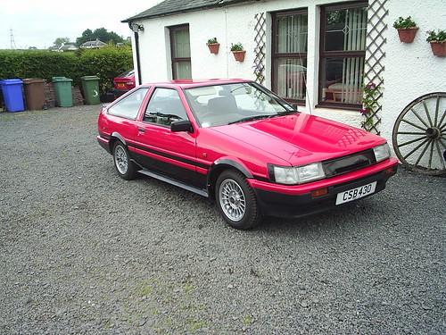 RWD Corolla GT